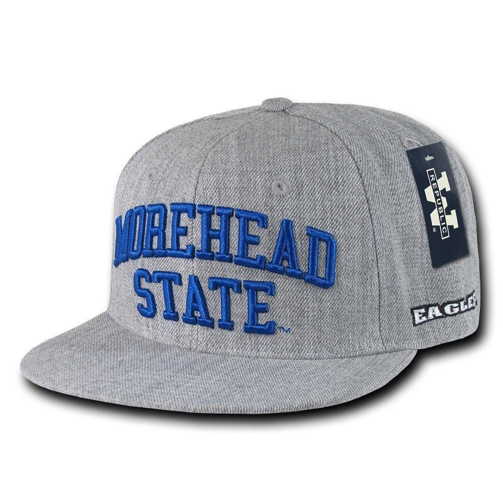 Nncaa Kentucky Morehead State Eagles University Game Day Fitted Caps Hats