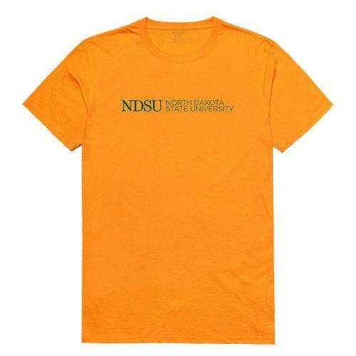 North Dakota State Uni Bison Thundering Herd NCAA Institutional Tee T-Shirt