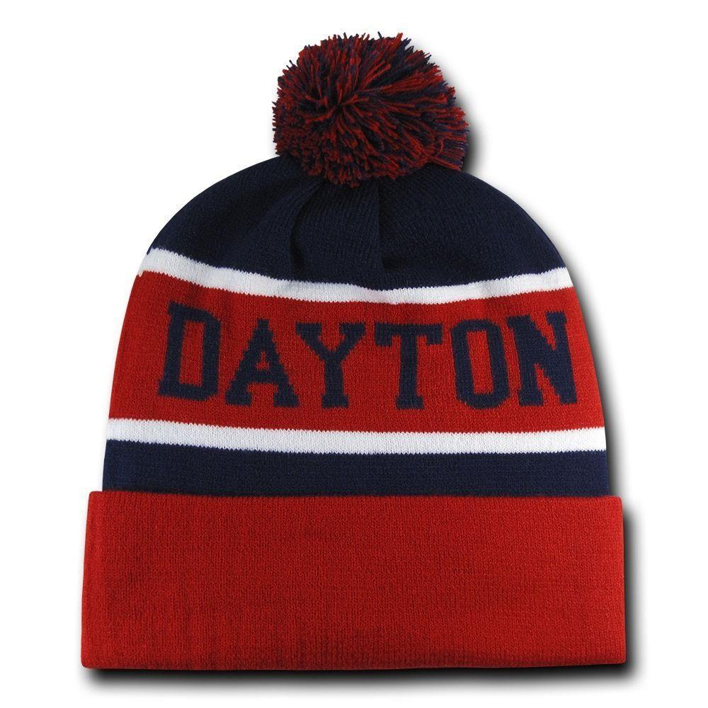 The Legend Beanie Nl, University Of Dayton Flyers, Rednvy