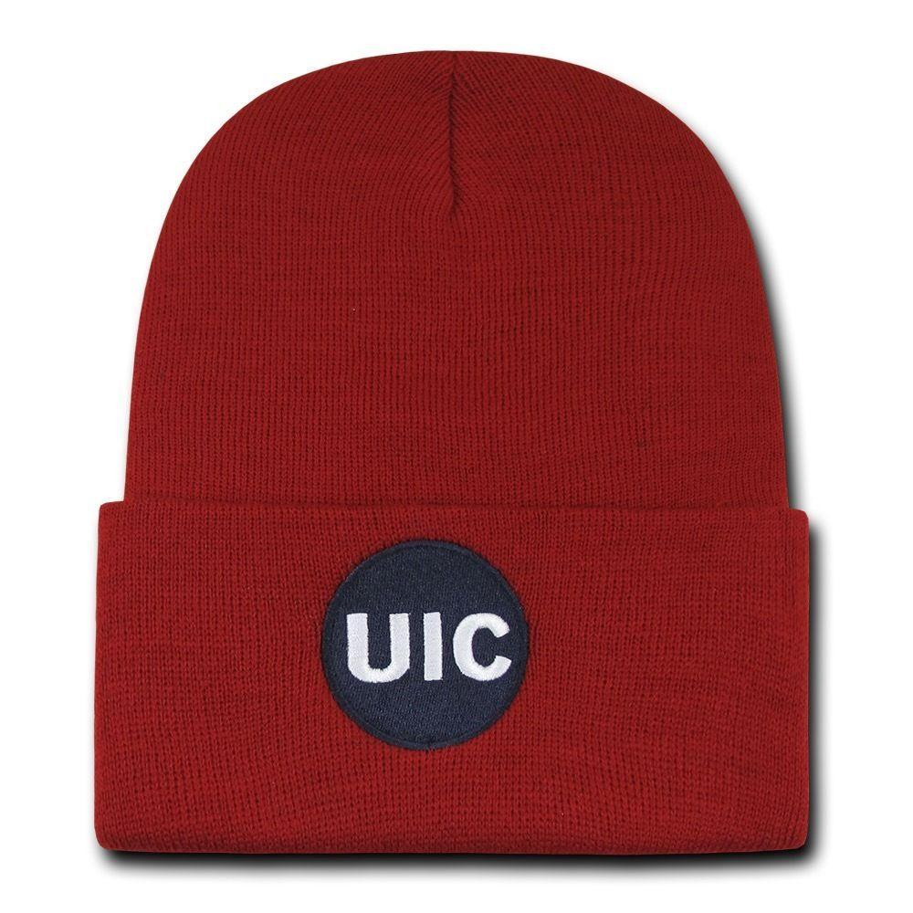 The Trainer Beanies, Uic, Red