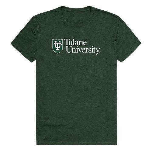 Tulane University Green Wave NCAA Institutional Tee T-Shirt