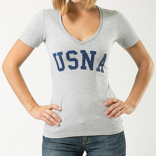 USna United States Naval Academy NCAA Game Day W Republic Womens Tee T-Shirt