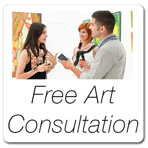 Free Art Consultation Button