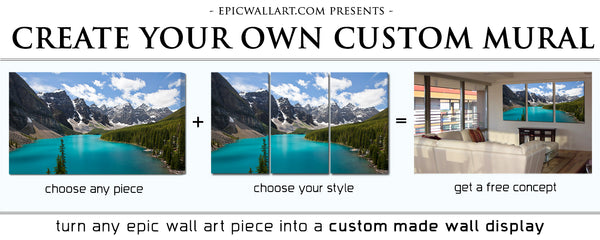 Create Your Own Wall Art create your own display - epicwallart