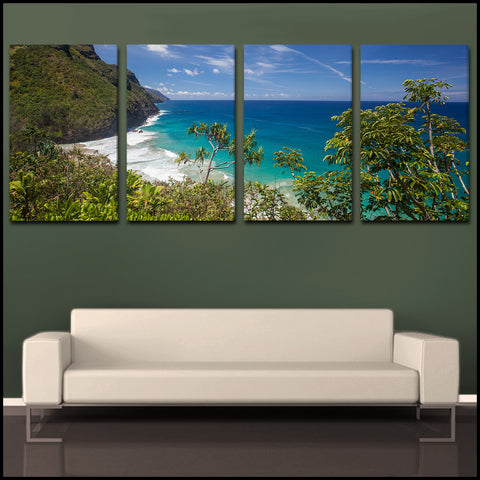 Multi Piece Canvas Wall Art shop for custom fine art multi-piece wall art sets, triptychs, and