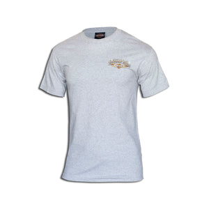 Orlando Chrome Pipes T-Shirt Gray
