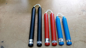 Nunchucks different sizes