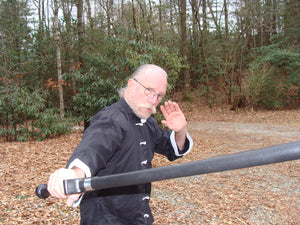 "39"" Flat sword w/ Tai Chi Guard"