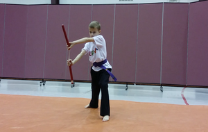Nunchucks Training