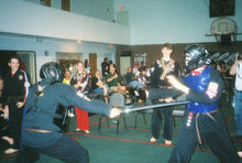 Cane Sparring