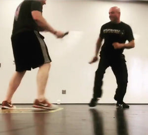 Full Contact Knife Fighting