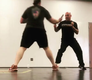 Full Contact Knife Sparring
