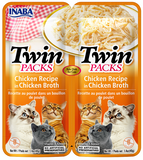 Twin Packs - Chicken Recipe in Chicken Broth