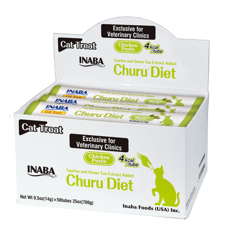 Churu Diet Chicken 50P BOX