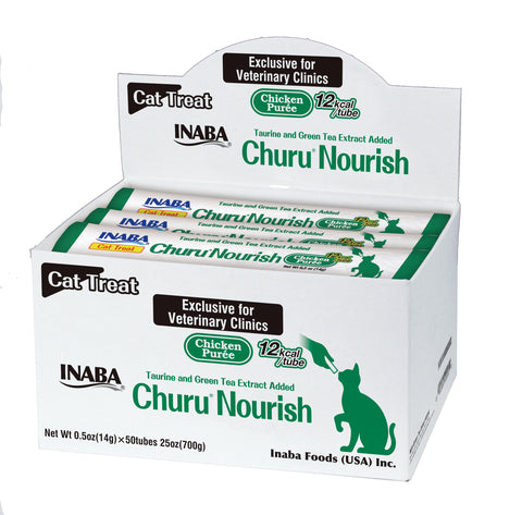 Churu Nourish Chicken 50P BOX