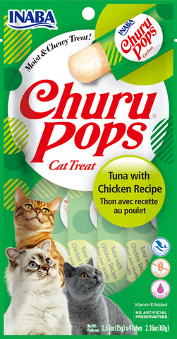 Churu Pops Tuna with Chicken