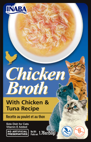 Chicken Broth - Chicken & Tuna