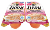 Twins - Tuna & Chicken with Salmon Recipe