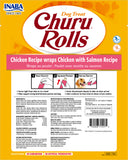 Churu Rolls - Chicken with Salmon