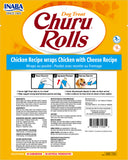 Churu Rolls - Chicken with Cheese