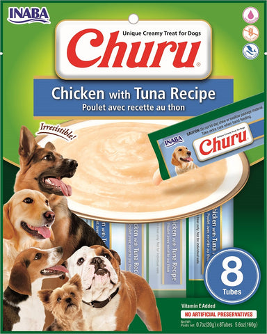 Dog Churu - Chicken with Tuna