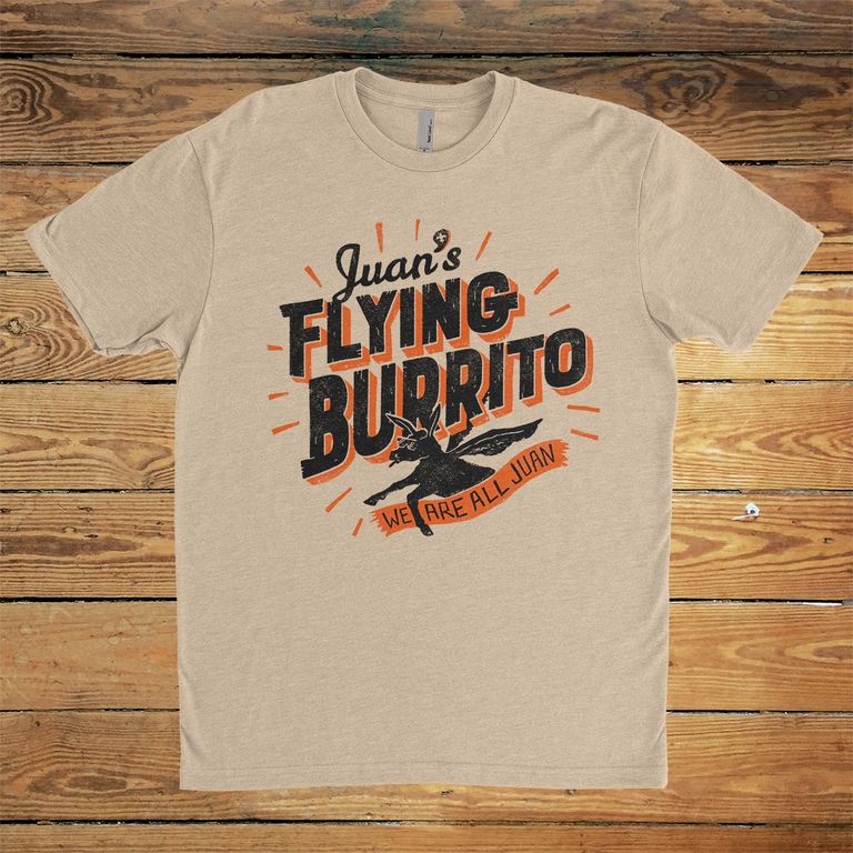 Juan's Flying Burrito
