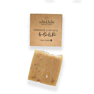 Honey, Oats and Cinnamon Soap Bar