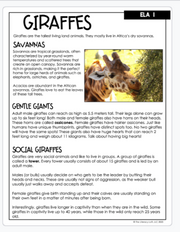 At Home Learning Packet Part 2 + Google Slides (4th Grade)