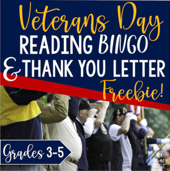 Veterans Day (FREEBIE!)