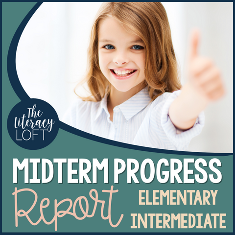 Midterm Progress Report, Elementary, Intermediate