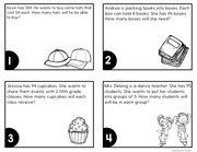 Multi-Digit Division Task Cards (5th Grade) | Distance Learning | Google Apps