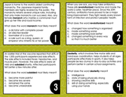 Context Clues Nonfiction Task Cards 5th Grade | Distance Learning | Google Slides & Forms