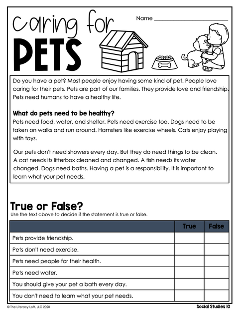 November Learning Packet 3rd Grade I Google Slides and Print