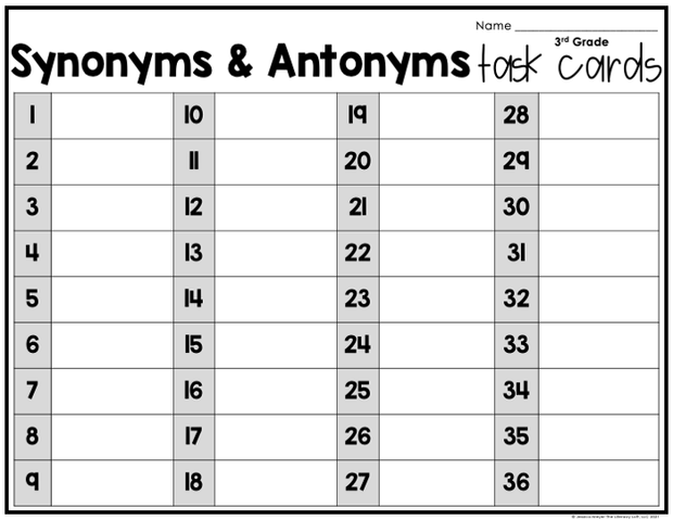 Fraction Equivalence and Comparison Task Cards (3rd Grade)