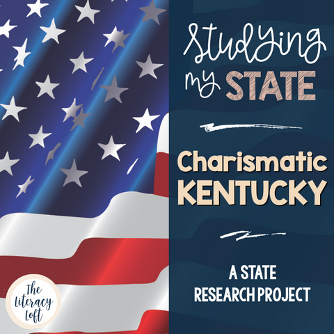 State Research & History Project {Kentucky}