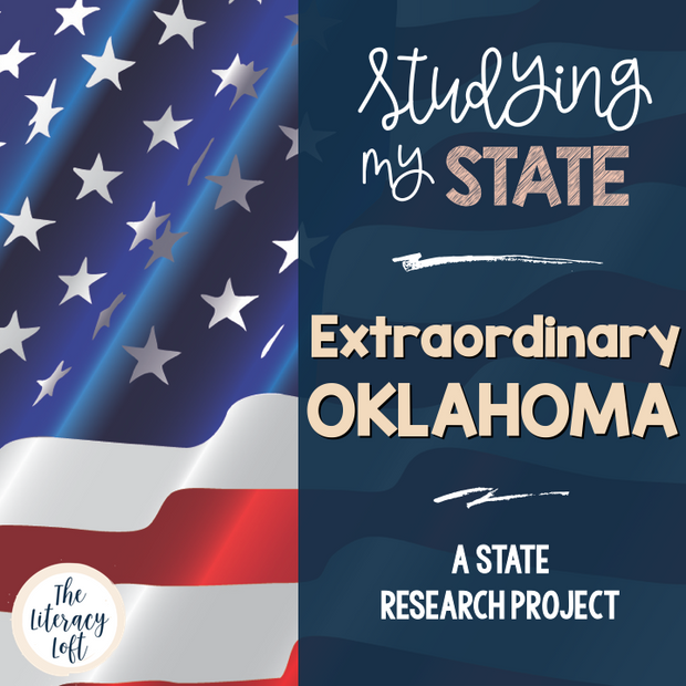 State Research & History Project {Oklahoma}