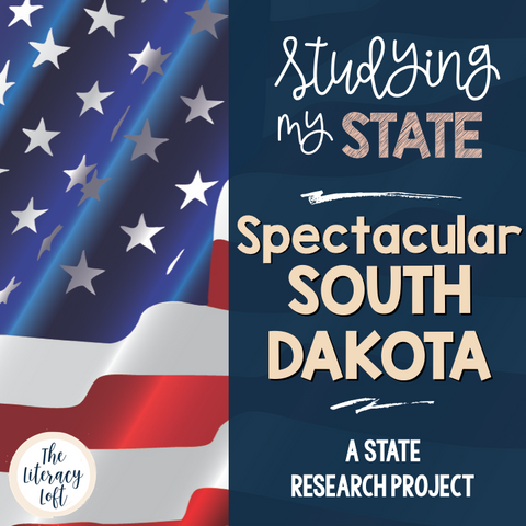 State Research & History Project {South Dakota}