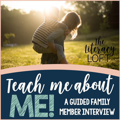 Teach Me About ME! - A Guided Family Member Interview