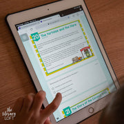 Theme Task Cards 4th/5th Grade | Distance Learning | Google Apps