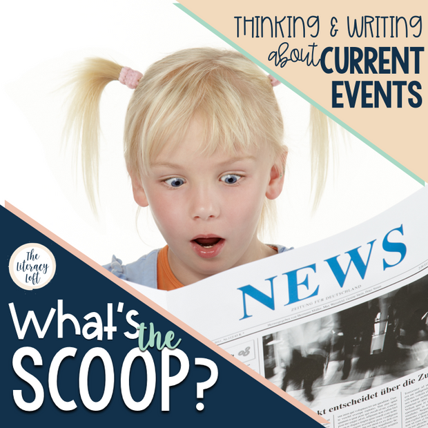 Current Event Newspaper Assignment-What's the SCOOP?