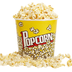Bulk Movie Theater Popcorn