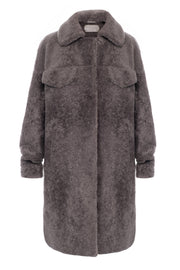 SALE – Fur coat