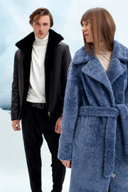 SALE – Classic shearling jacket
