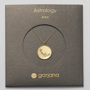 Astrology Coin Necklace (Aries)