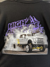 Load image into Gallery viewer, High Altitude Trucks Burnout shirt