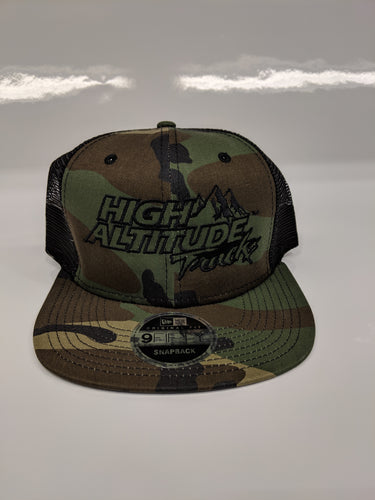 New Era 9FIFTY CAMO Hat