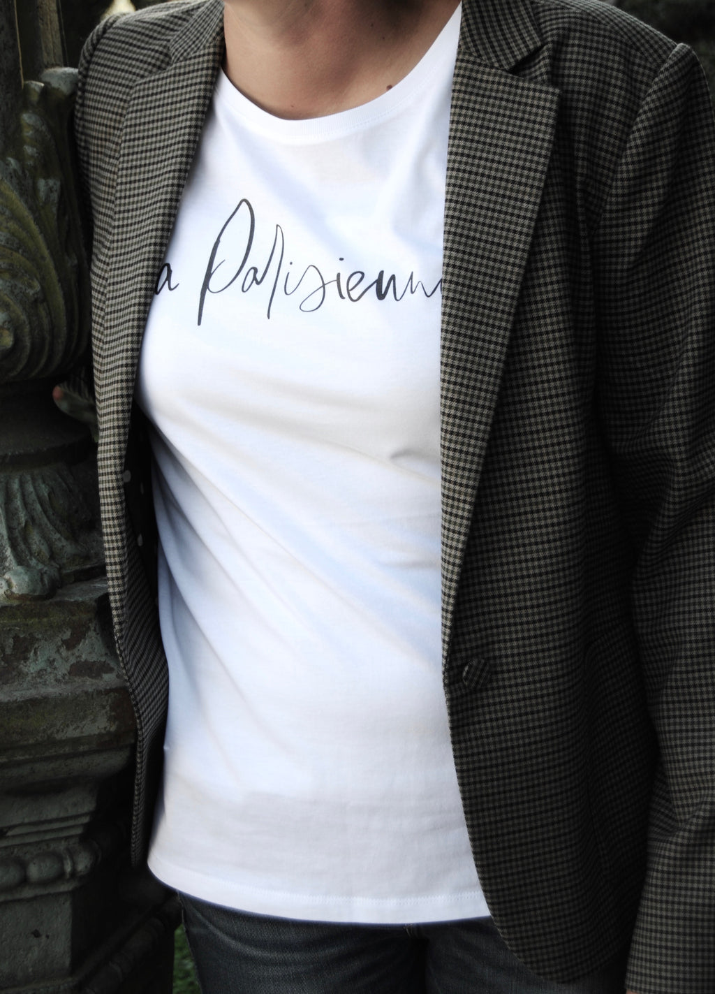 "teeshirt ""La Parisienne"" - VENDREDI AFTERNOON"