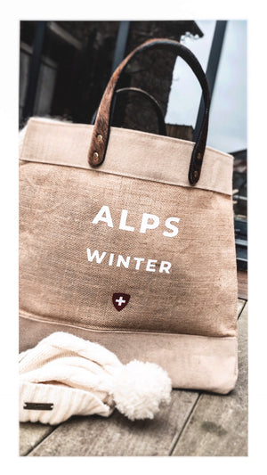 Winter n°1 - Alps winter