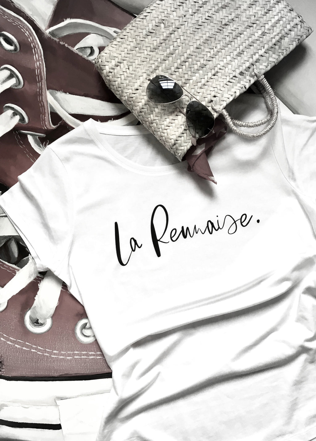 "teeshirt ""La Rennaise"" - VENDREDI AFTERNOON"