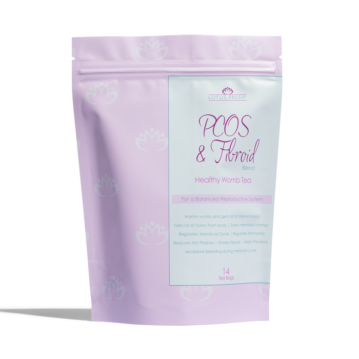 PCOS and Fibroid Tea Blend